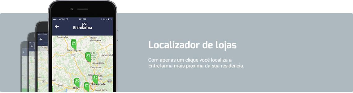 Localizar-Lojas-Entrafarma-Farmacia-Aplicativo-Smartphone-Iphone-Android