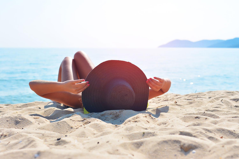 doenças de pele no verão